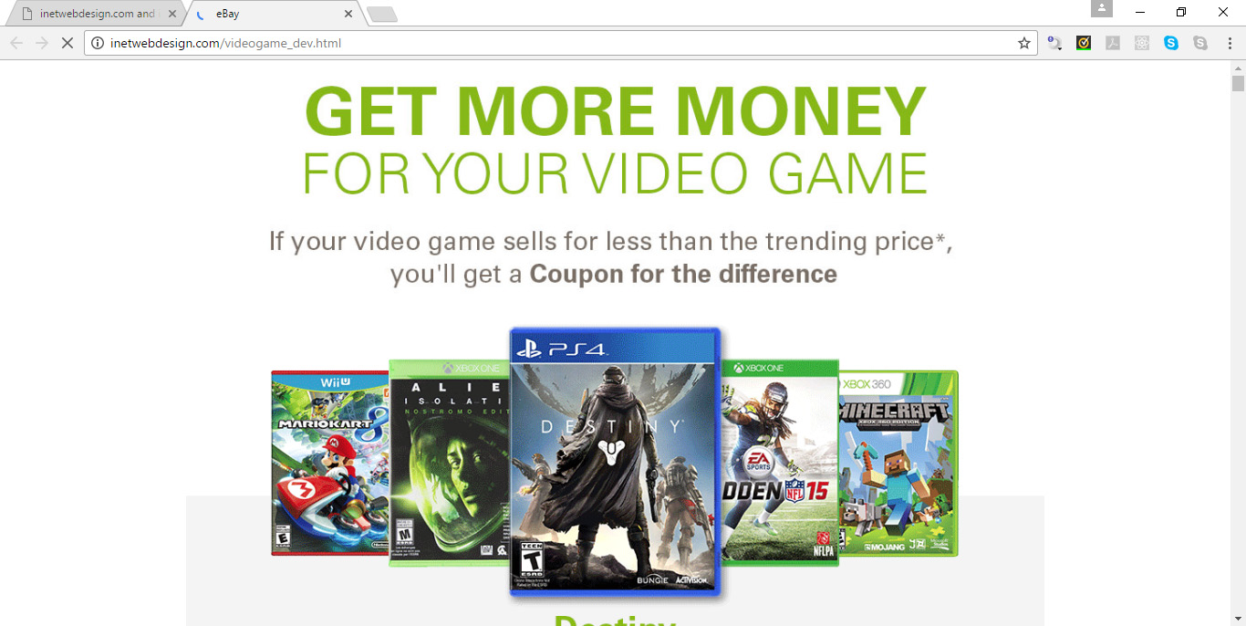 GET MORE MONEY FOR YOUR VIDEO GAME